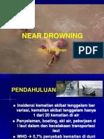 Near Drowning Rabu