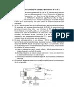 Guía 1. Balance de Energía y Mecanismos