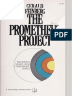 The Prometheus Project Gerald Feinberg