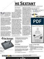 Dalhousie Sextant Issue 10-F02