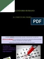 El Calendario Romano 2ª Versión