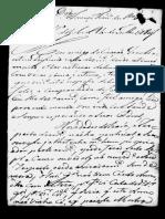 carta a florêncio Francisco dos Santos Franco