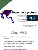 VMD Visualization Scripting TopoTools