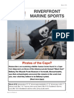 Riverfront Marine Sports Newsletter; March 2018