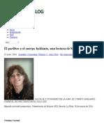 El parlêtre y el cuerpo hablante, una lectura de Scilicet | EOL La Plata – Blog