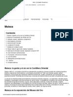 Muisca - Enciclopedia _ Banrepcultural