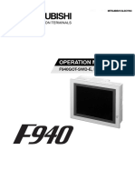 F940GOT - Operation Manual JY992D78001-D (07.00)