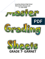 Cover Page Label