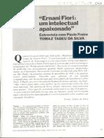 Paulo Freire- Ernani Maria Fiori