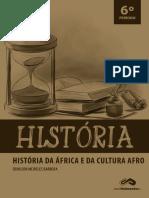 1 Historia Da África Cultura Afro
