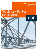 Especificacion Tubos y Perfiles Estructurales