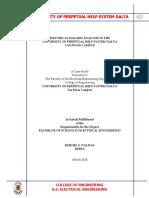 Electrical hazard Case Study