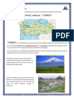 travel manual turkey
