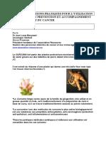 Curcuma Et Traitement Du Cancer