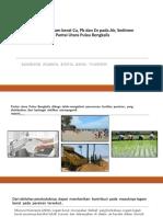 Analisis Kandungan Logam Berat Cu, Pb Dan Zn
