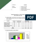 Analiza SWOT Test Initial XII