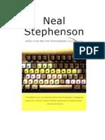 Stephenson Neal - En el principio fue la línea de comandos