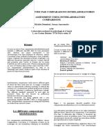118 Desenfant Evaluation Aptitude Comparaisons Interlaboratoires