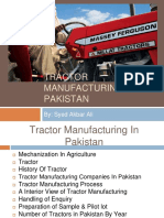 Histroy of Tractor