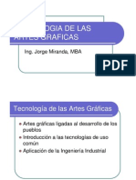 Tecnologia de Las Artes Graficas Parte 1