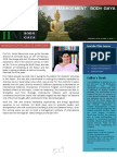 IIM Bodh Gaya Quartely Newletter
