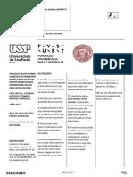 Selecao Usp - Doutorado 2018 - TGE