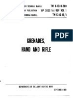 TM 9-1330-200, Grenades, Hand and Rifle 1971