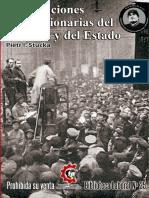 Las Funciones Revolucionarias Del Derecho y Del Estado-stucka