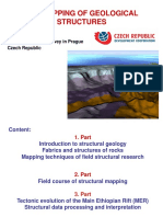 Krystof Verner Applied Structural Geology and Tectonics