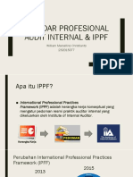 AudStandar Profesional Audit Internal & IPPF 232015077