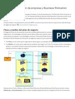 IBM Knowledge Center - Diagramas Dirección de Empresa y Business Motivation Model (BMM)