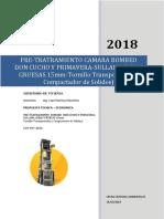 Cot057-18- Pretratamiento Cb Don Cucho y Villa Primavera