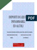 Depositi Di Liquidi Infiammabi