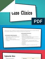 Caso Dislipidemia
