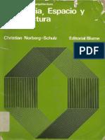 Existencia, espacio y arquitectura Norberg Schulz.pdf