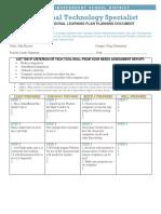 campus plp planning document