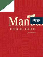 Manual %7C Teoría del Derecho