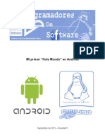 Tutorial Android N.1