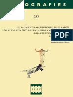 Monografies SERP 10 Raton Rubio