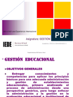 Gestion Educacional Comp Mod 2- Obc