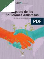 CIDH ImpactoSolucionesAmistosas-2018