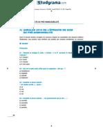 Agent Constatation Douanes Qcm Pre Admissibilite 2014