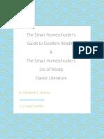 Smart Homeschooler Book List 134