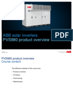 PVS980 Product Overview