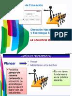 Planeamiento Secuencia Didactico