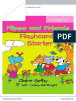 Hippo and Friends Starter Elementary Flashcards Frontmatter