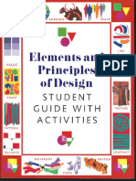 Elements Principles of Design Student Guide