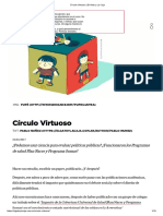 Circulo Virtuoso - Nuñez