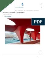WORLD CLASS Olympic _ VOX Architects _ ArchDailysvsdvsdvsdv