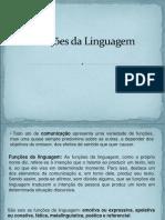 Slide Funçoes Da Linguagem